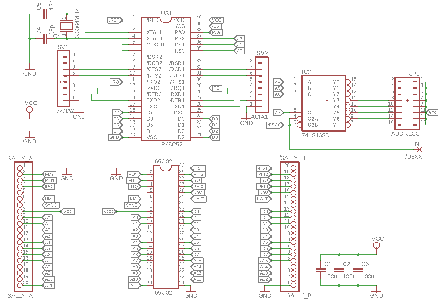 A2DACIAv1.0 schematic