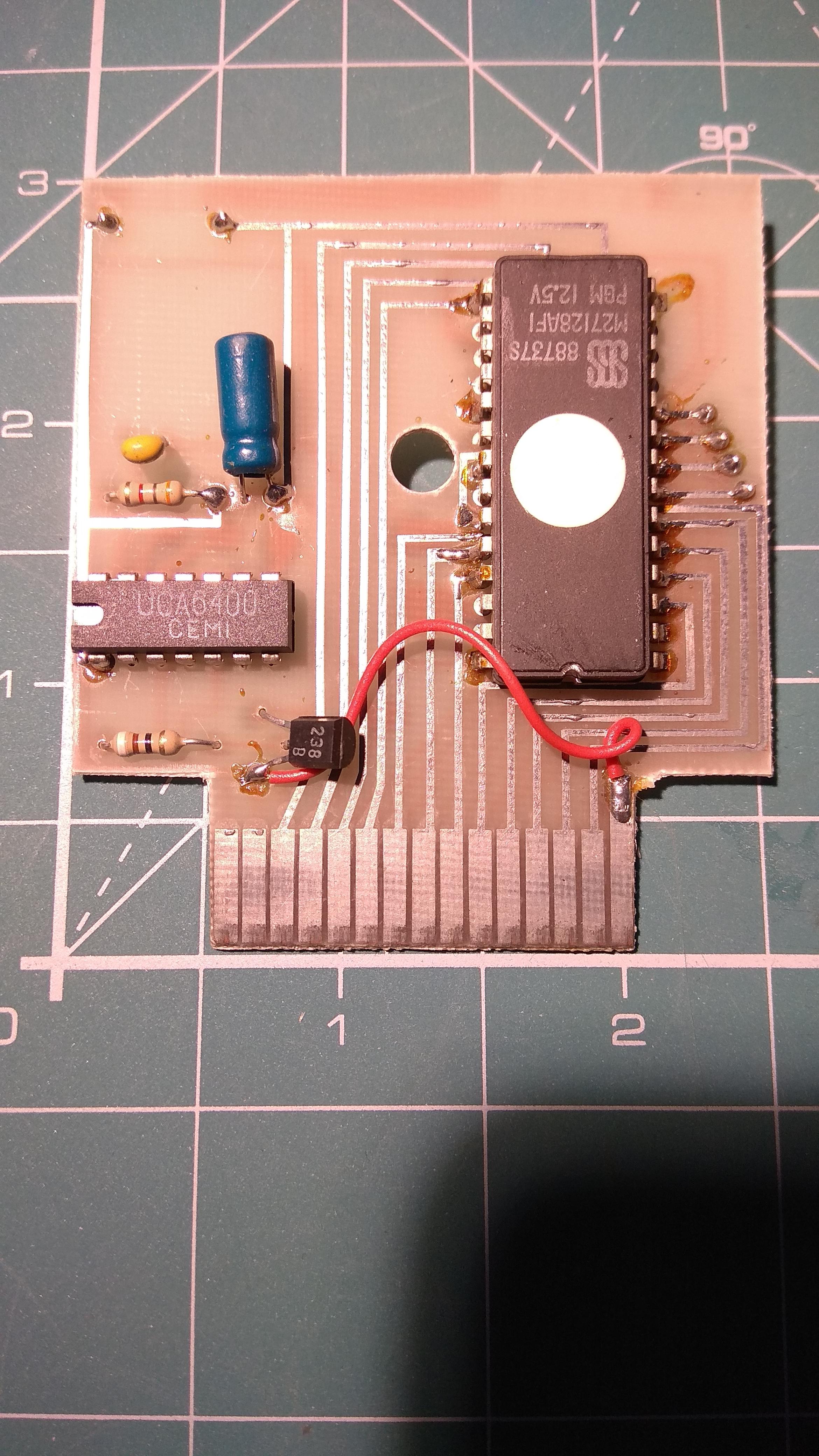 AST2000 PCB1