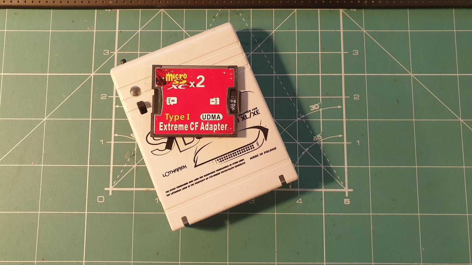 CFLASH2SDCART